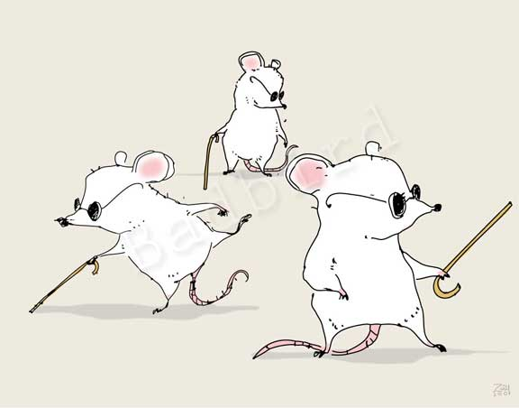 20e5fdb7920eebe29d7f3e46854a08f3_how-once-blind-mice-became-clipart-3-blind-mice_576-452