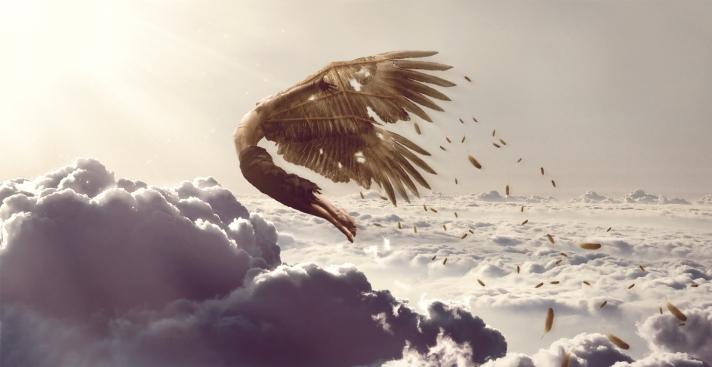 Icarus. Photocredit: Deviantart