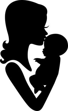 4d1c83f543081205f6a9a61d50f5f11b_silhouettes-on-pinterest-mother-holding-baby-silhouette-clipart_236-382