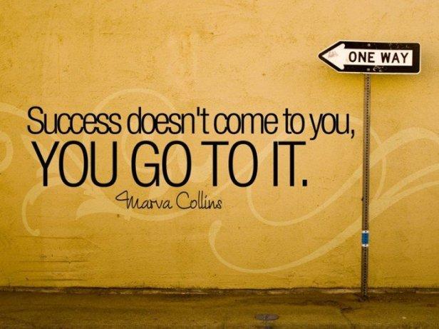Motivation success